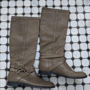 Coach tall boots